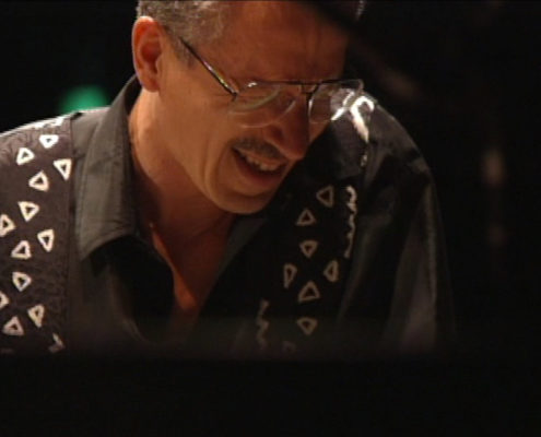 Keith Jarrett in Tokyo Japan before contracting chronic fatigue syndrome