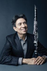 The Toronto Symphony Orchestra's principal clarinetist Joaquin Valdepeñas