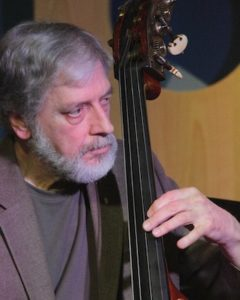 Don Thompson playing bass